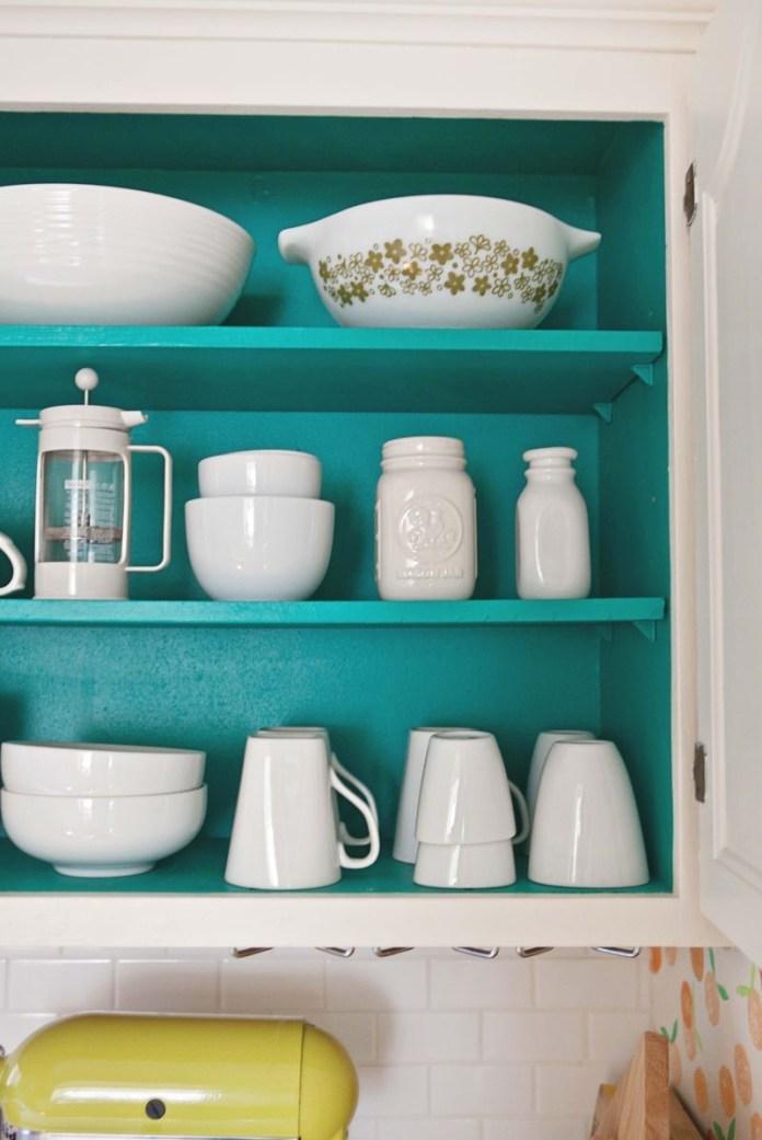 10 Repaint the cabinet Simphome com