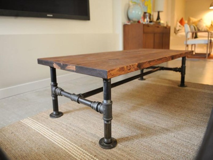 5 Industrial Coffee Table Simphome com