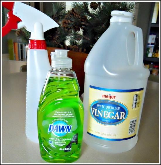 1 Homemade Shower Cleaner Simphome com