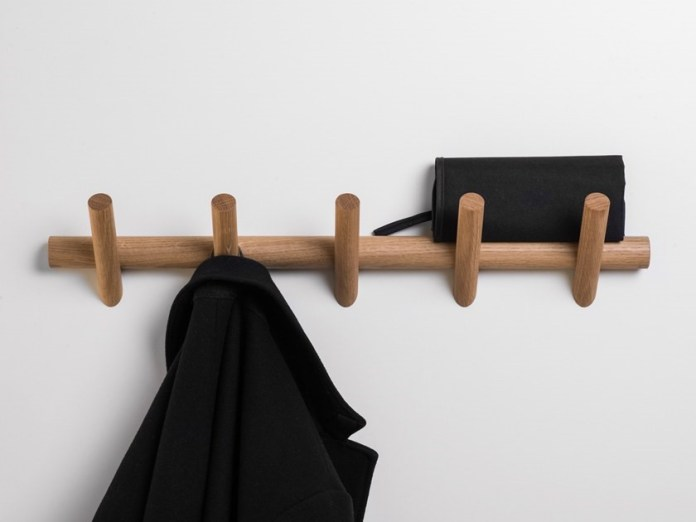 4 Wooden Coat Rack Simphome com