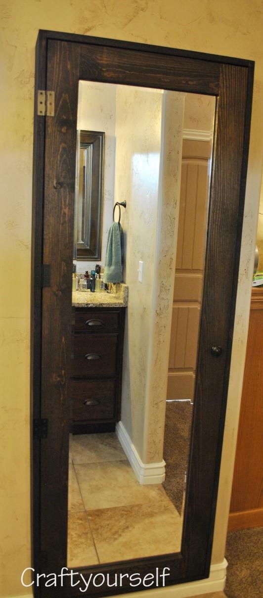 6 Bathroom Cabinet Mirror idea Simphome com