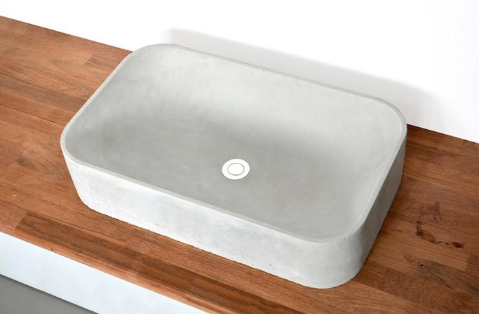 10 Concrete Over Mount Bathroom Sink Simphome