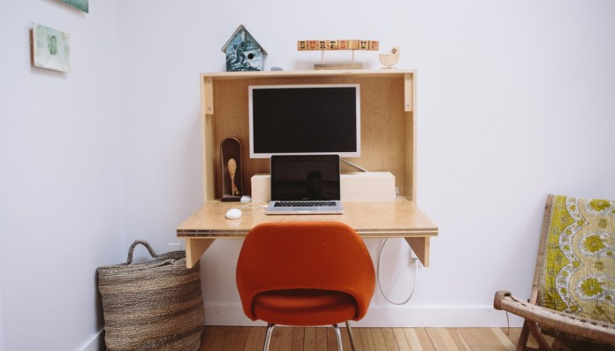 11 Foldable Work Desk Simphome