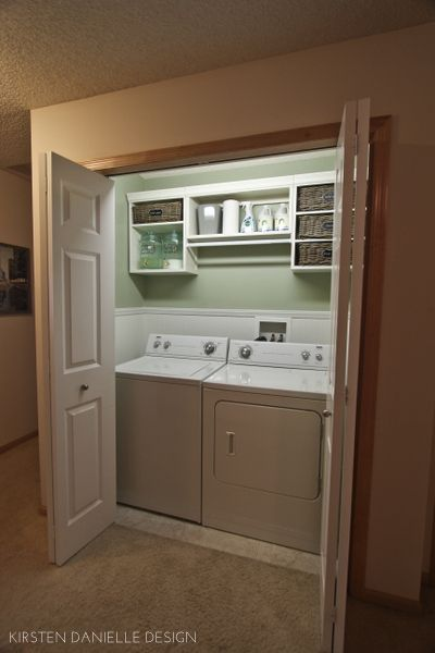 27 Amazing laundry closet change by Amazing house design Simphome
