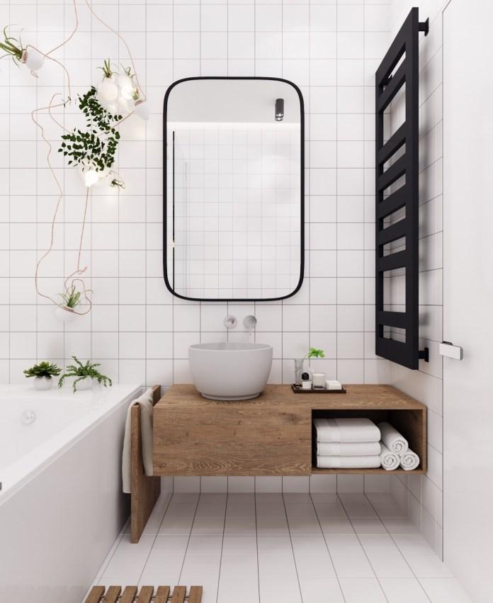 5 rustic modern bathroom vanity Simphome com