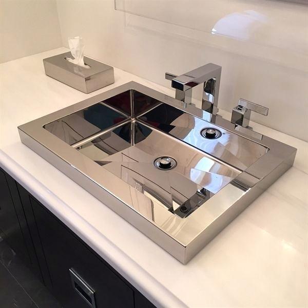 7 Futuristic Top Mount Sink Simphome com