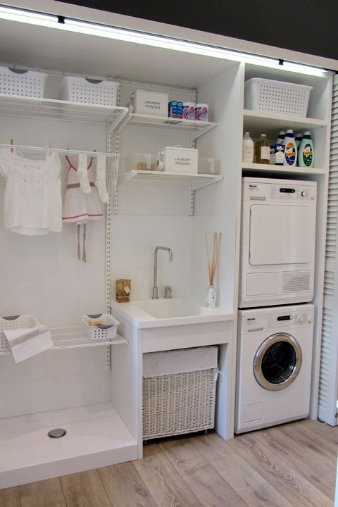 79 Discover these beautiful laundries with a sink Simphome