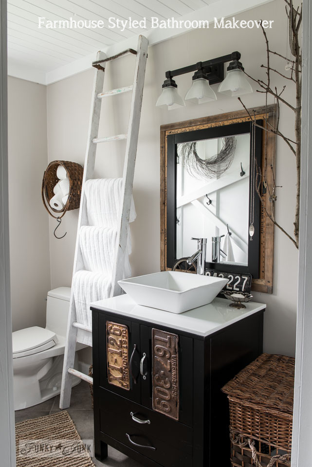 1 Farmhouse Bathroom Simphome