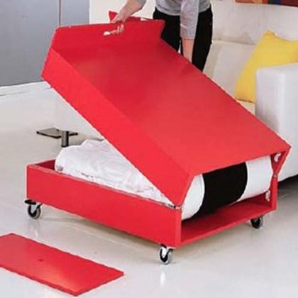 2 Folding Bed via Simphome 2