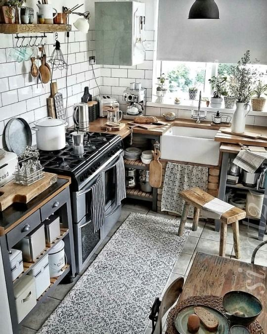 202 Kitchen inspiration via Simphome