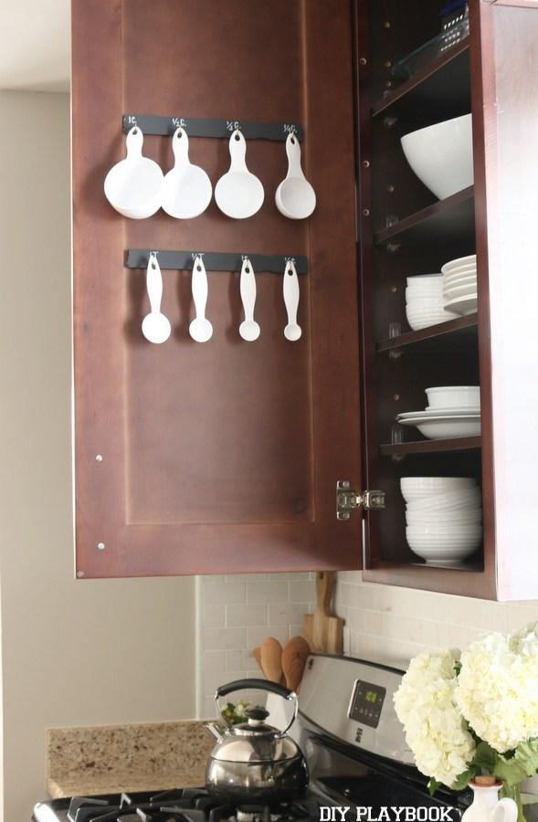 24 Cup and Teaspoon Rack via simphome com