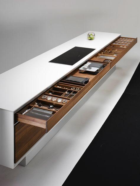 299 More than dozens Unique Kitchen Countertops via Simphome
