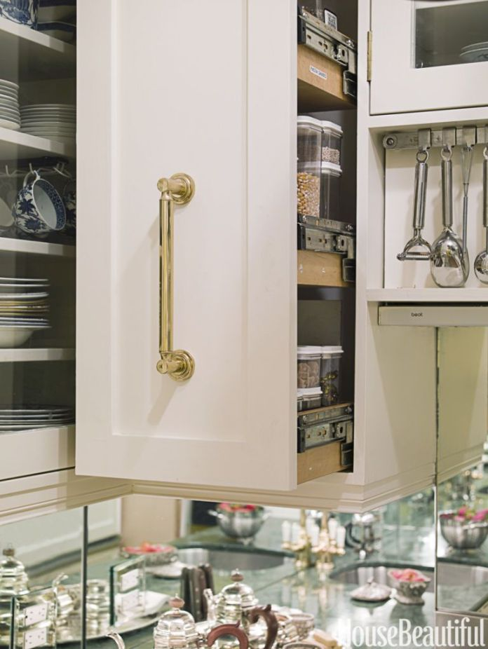 312 smart storage idea for kitchen via simphome