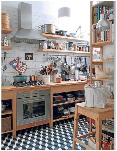 315 Simple kitchen organizing concept via simphome