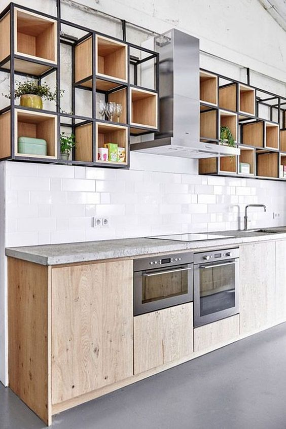 322 Remodeling Your Upper Cabinet Boxes via simphome