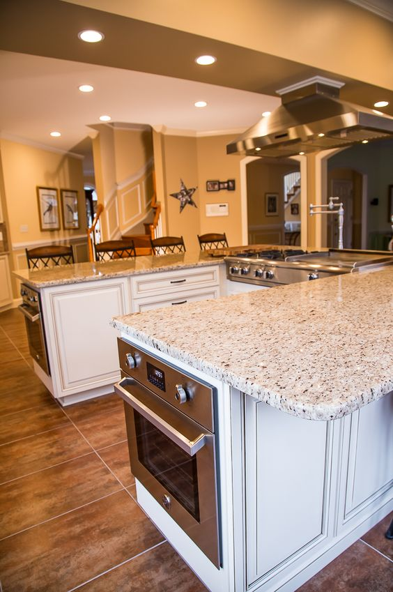 40 Kitchen cabinets with presidential doors via simphome