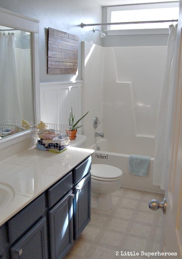 7 Boys Bathroom Makeover Simphome