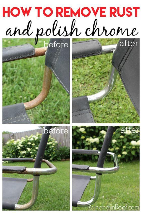 12 How to Remove Rust via simphome