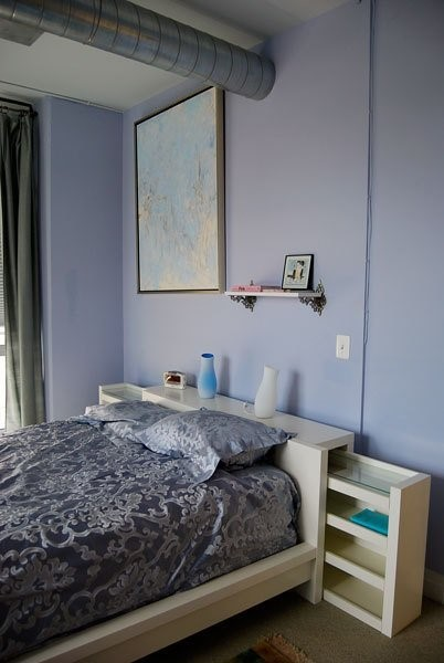 4 Hidden Pull Out Drawer in Your Headboard via simphome