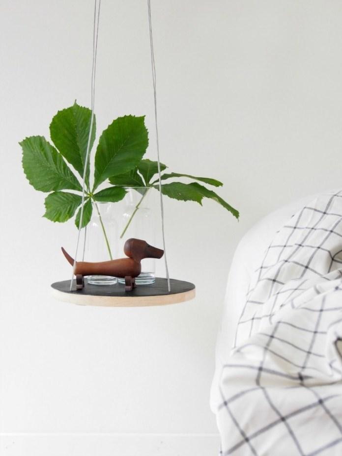 10 Hanging Side Table via simphome