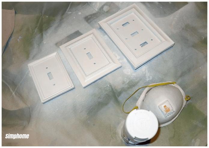 DIY switch plate upgrade via simphome 4