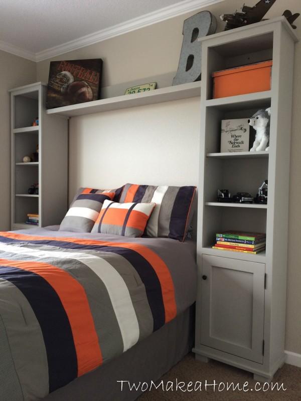 3 Bedroom Storage Towers via simphome
