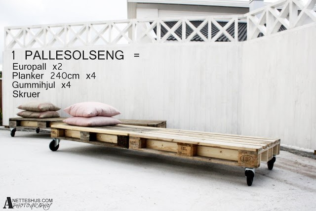 DIY How to make indoor pallet sofa and outdoor via simphome 7