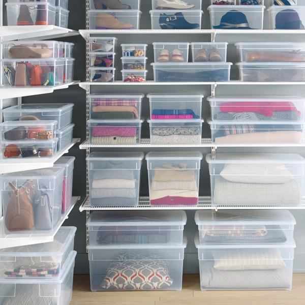 9 Organize Your Closet Regularly via simphome