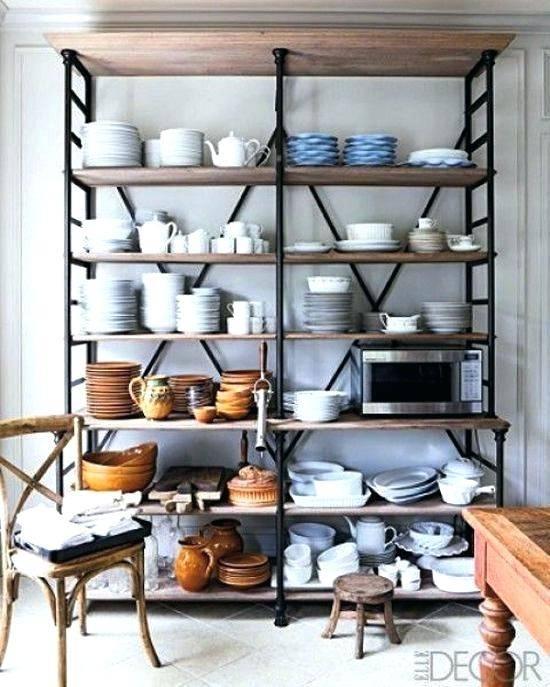 6 A Simple Storage shelving idea via Simphome