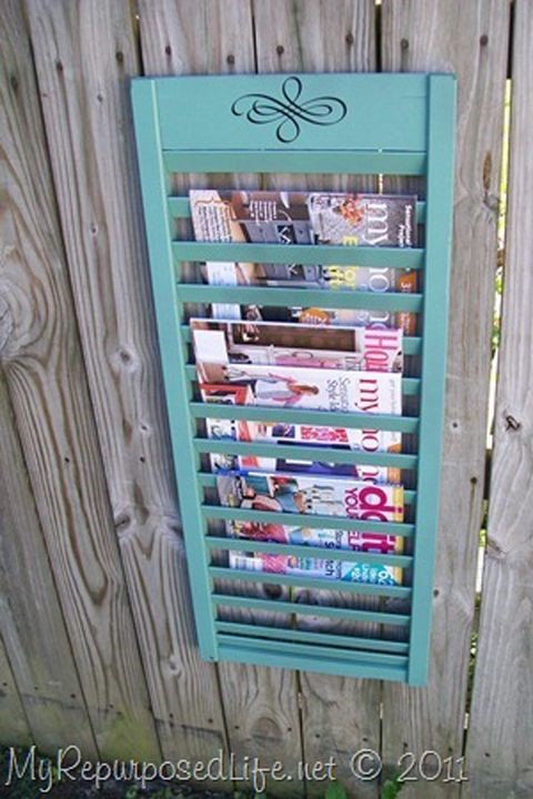 6. Keep Your Magazine Tidy via Simphome