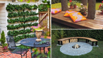 15 Ideas How To Makeover Cheap Backyard Deck Ideas Simphome