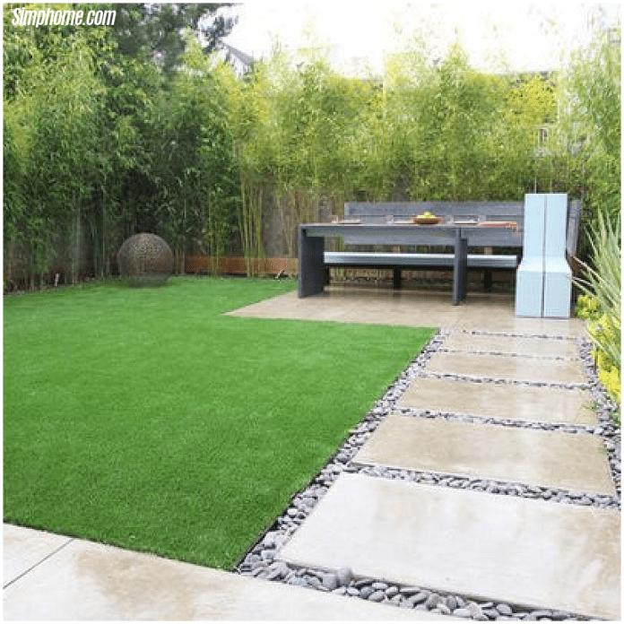 dog friendly backyard design 3 via Simphome.com