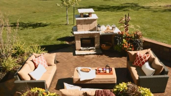 23.SIMPHOME.COM backyard landscaping ideas 2020