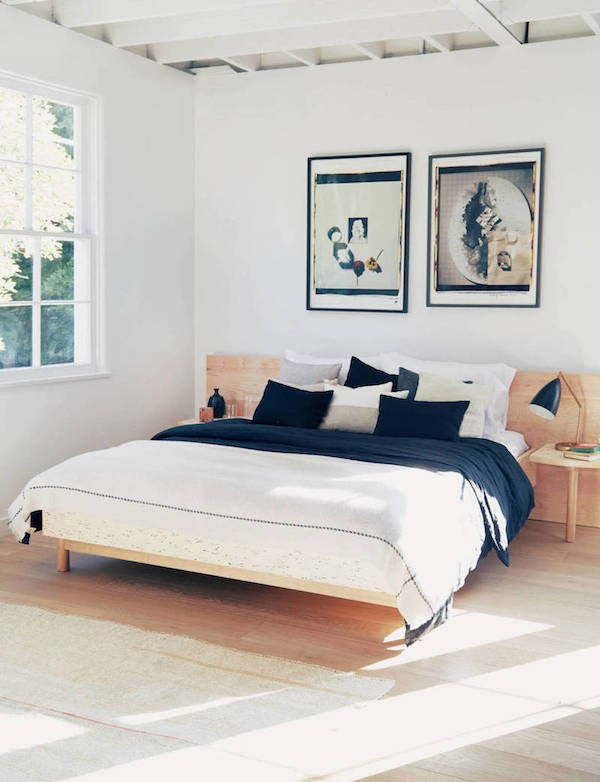 8.SIMPHOME.COM Give Your Bed a Modern Touch