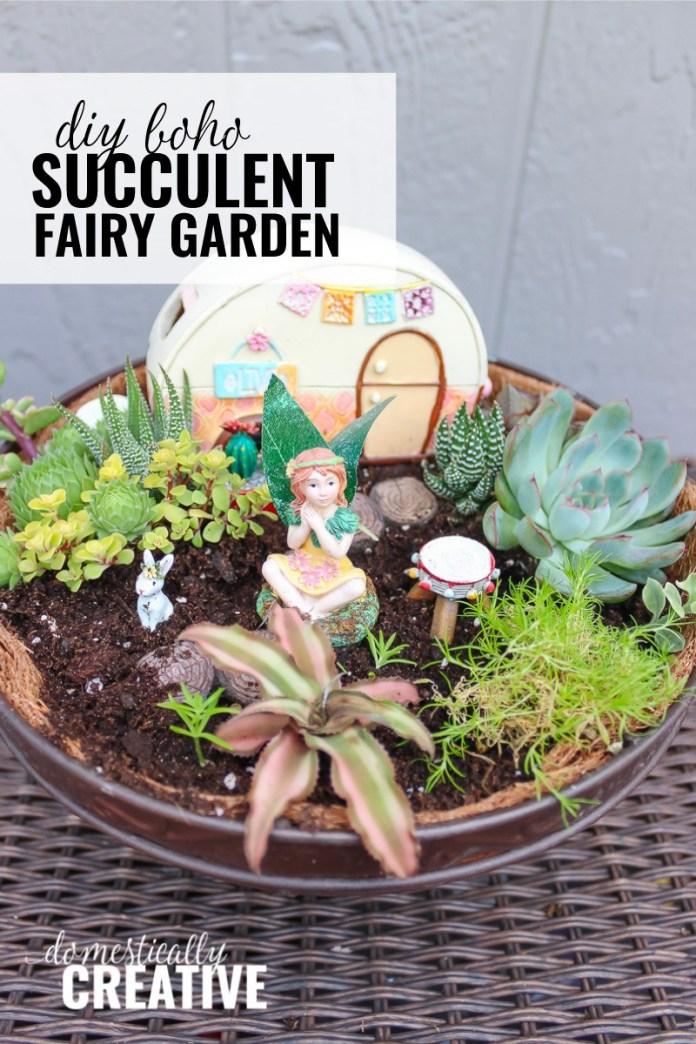 6.Simphome.com Fairy Garden project