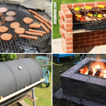 10 Clever And Cheap Ways How To Build Backyard Grill Ideas Simphome