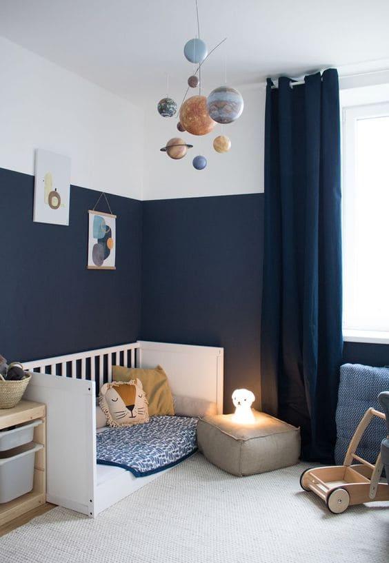 8.Simphome.com Modern Toddler Bedroom 2