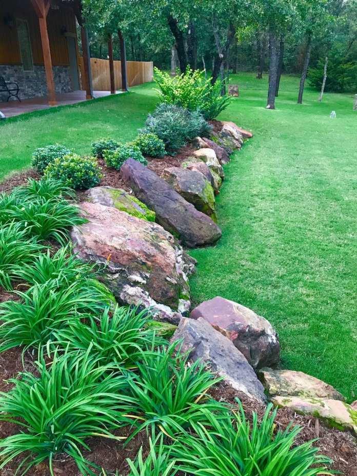 Simphome.com rock garden landscaping ideas that will inspire you gardening