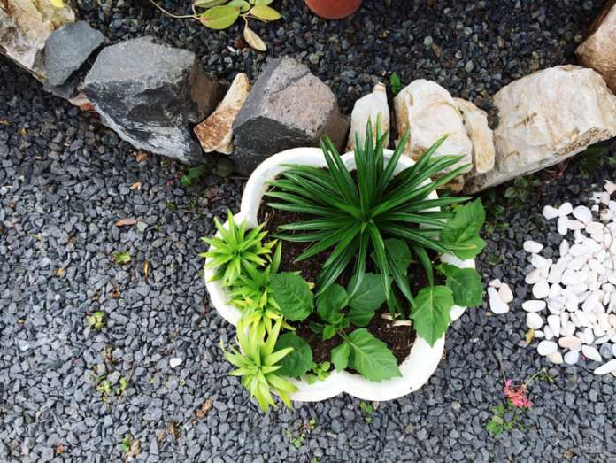 10. Keep the Plants down to a Minimum by Simphome.com 1