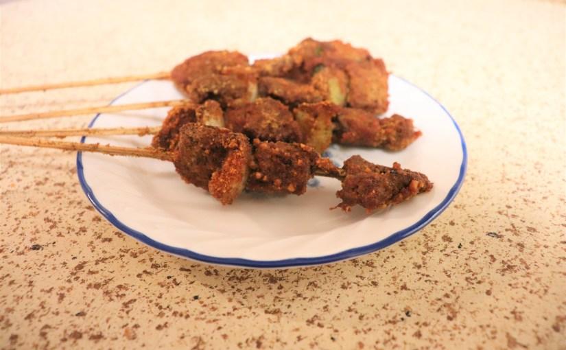 KYINKYINGA – (Beef Khebab) Recipe