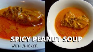 Groundnut Soup