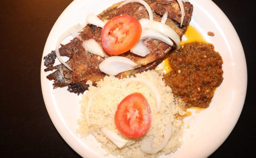 ATTIE'KE'- Ache-ke' (Cassava Couscous)
