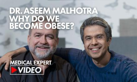Talking Obesity with Dr Aseem Malhotra