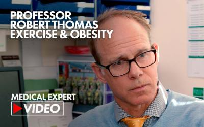 Obesity and Health with Professor Robert Thomas