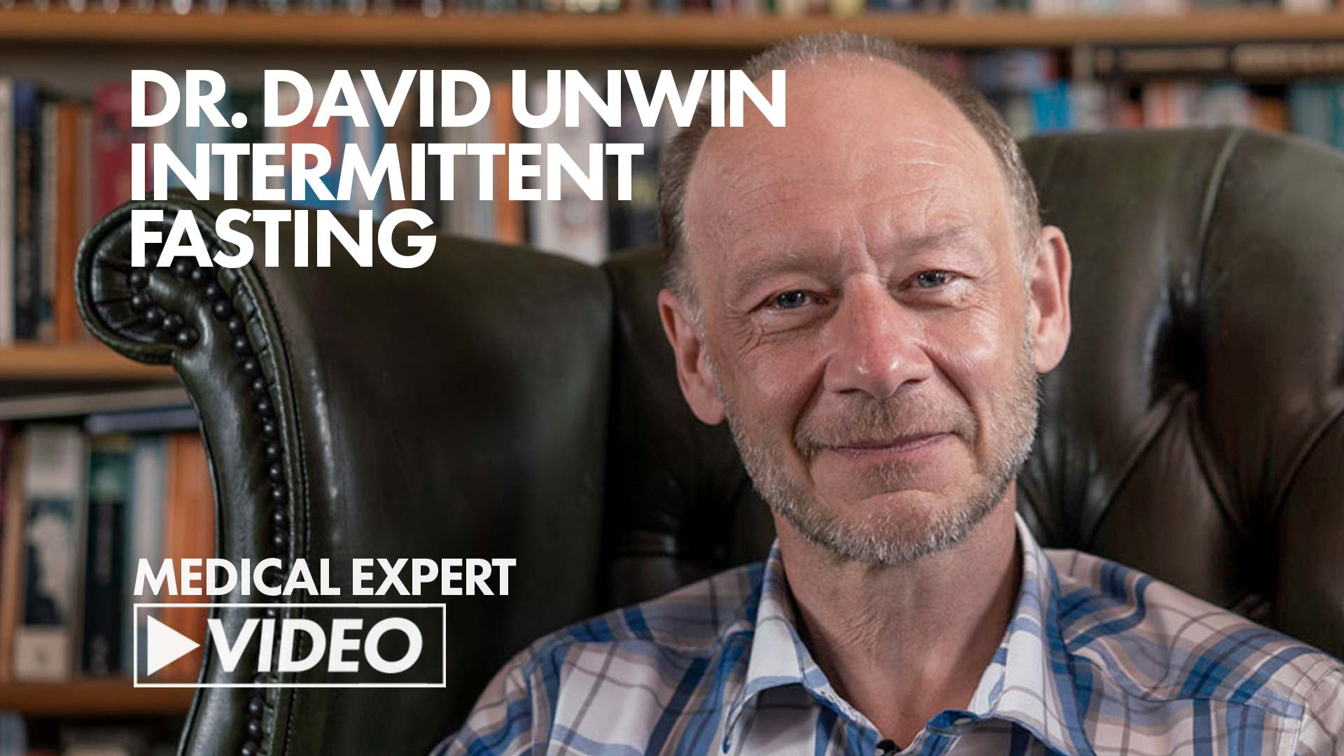 Intermittent fasting with dr david unwin simple as fat