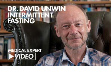 Intermittent Fasting with Dr. David Unwin.