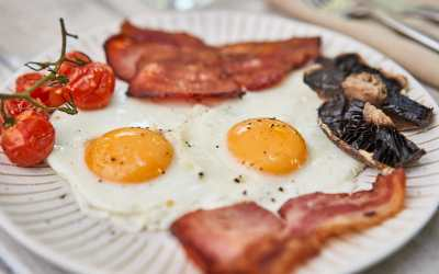 The Simple As Fat Fry-Up