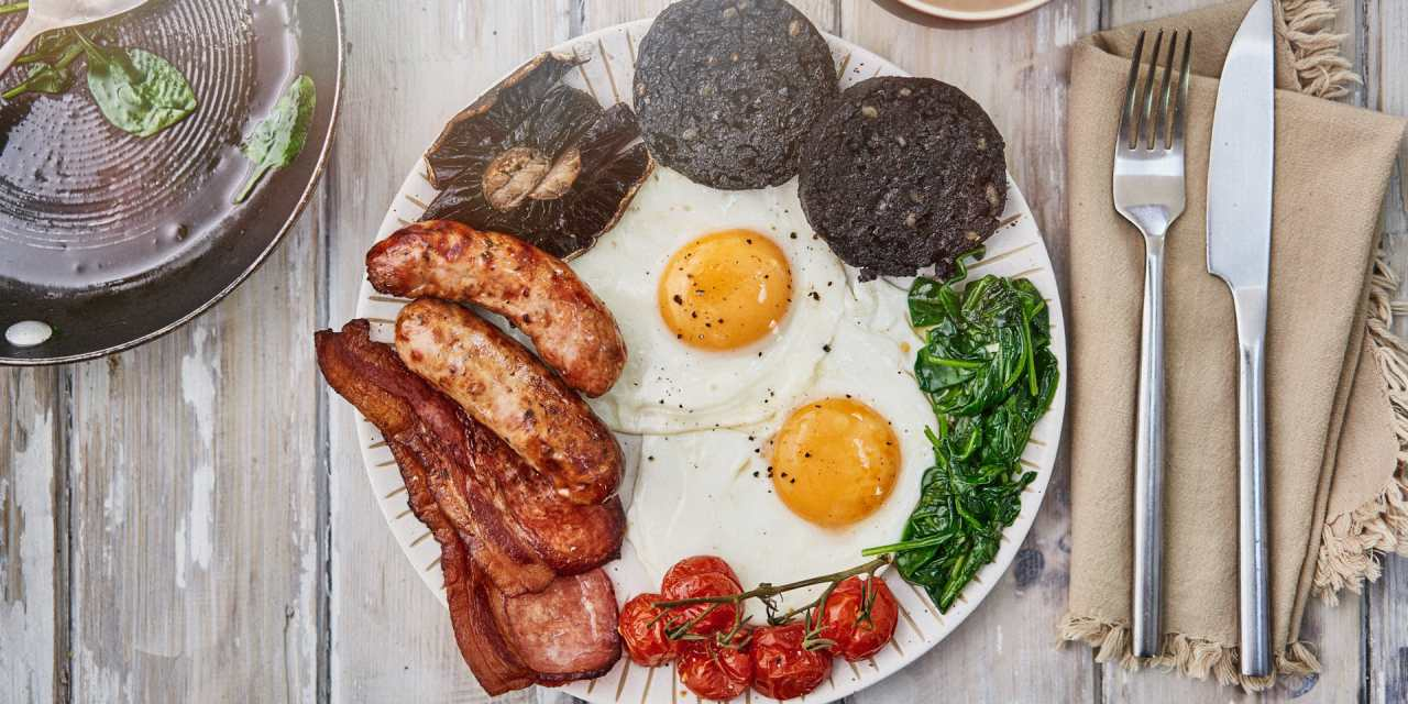 The Full Simple As Fat Fry-Up