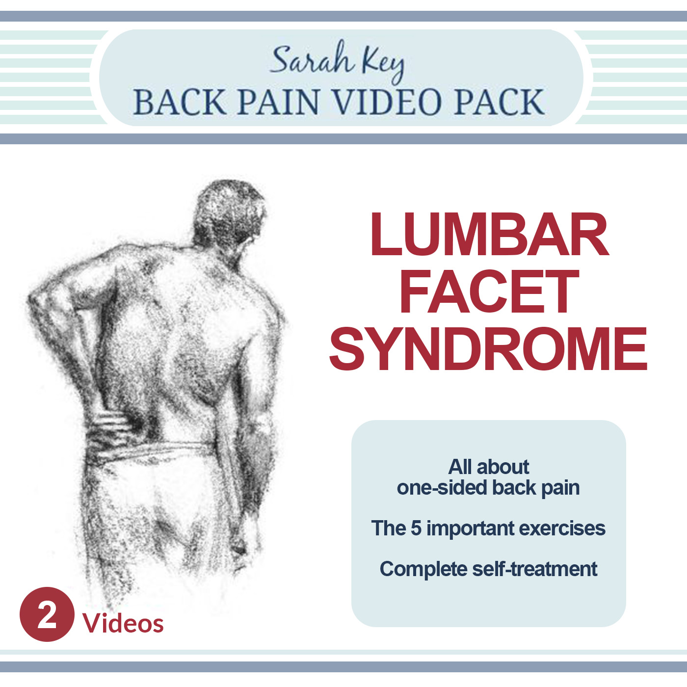 hight resolution of the contents of the lumbar facet syndrome video are