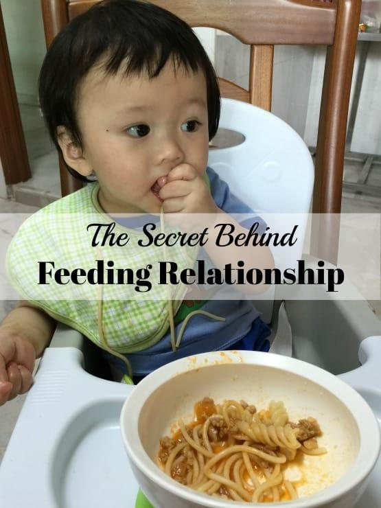 Picky eaters, feeding relationship